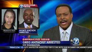 Greg Anthony fired! For soliciting a $2 hoe???