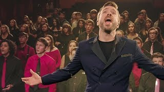 200 Kids Sing A Cappella Style | You Raise Me Up by Josh Groban