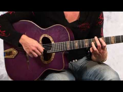 Gypsy Guitar: How to play a Gypsy Backbeat