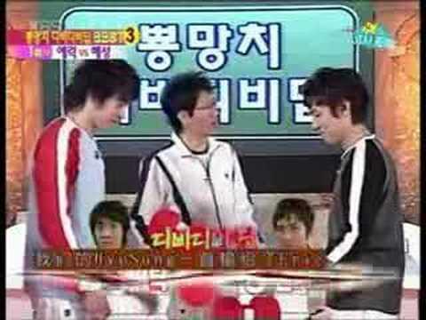 Eric vs Hyesung(&Donwan)-tibi,tibi,ti!!