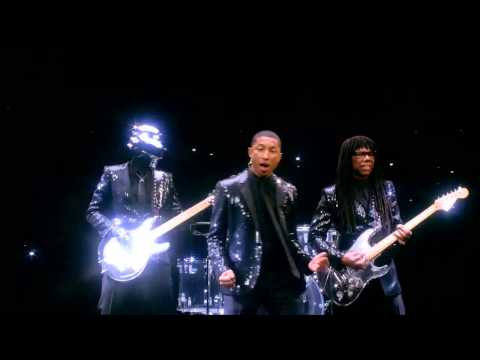 Baixar Get Lucky (Remix) - Daft Punk (Feat. Pharrell Williams & Nile Rodgers)