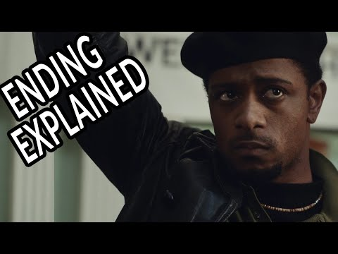 JUDAS AND THE BLACK MESSIAH Ending Explained & Real Life History