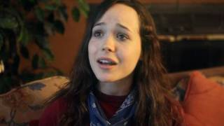 Crappy Canadian Thanksgiving (w. Ellen Page & Justin Long)