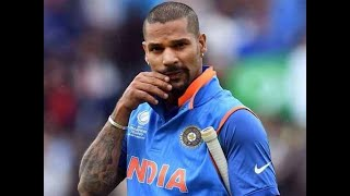 Amid restrictions, Shikhar Dhawan works out in lawn, share..
