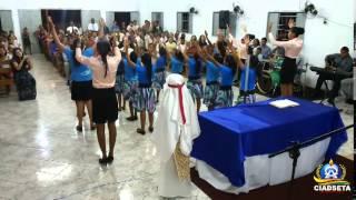 Abertura do 3º SEMEAR na AD de Vila Falcão (CIADSETA)