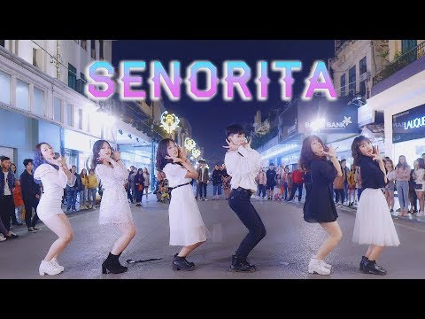 [1theK Dance Contest - KPOP IN PUBLIC] Senorita (세뇨리따) - (G)I-DLE ((여자)아이들) Dance Cover By The D.I.P