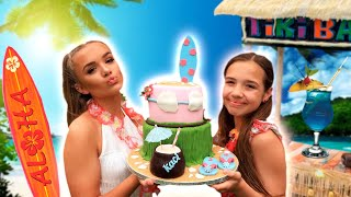 HAWAII Themed 14th BIRTHDAY PARTY 🌴