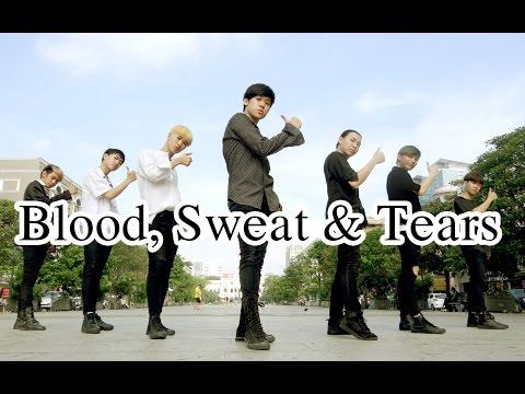 Blood, Sweat & Tears - BTS (Dance cover) by Heaven Dance Team from Vietnam