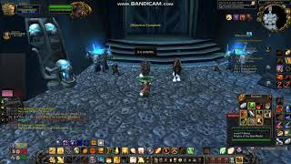 World of Warcraft - Wrath of the lich king [Shadowmourne] quest