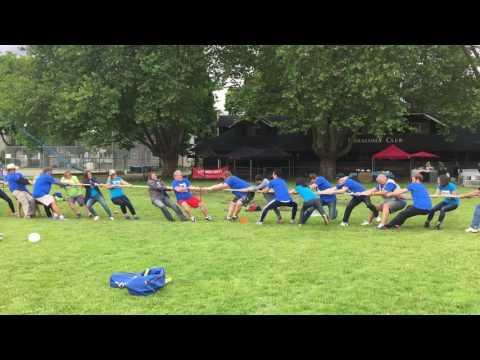Adera's 2016 Summer Party - Tug of war