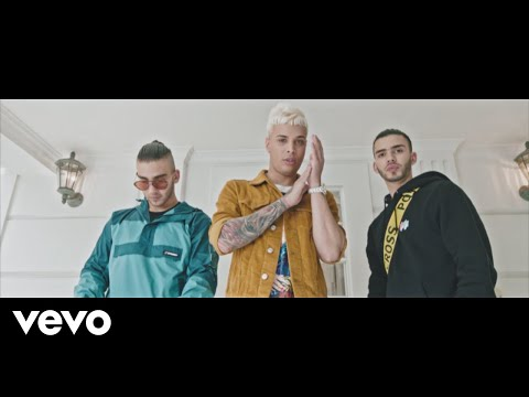 Noriel, Manuel Turizo - No Te Hagas la Loca (Official Video)