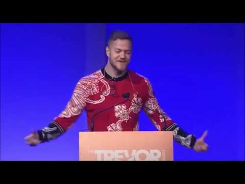 Dan Reynolds speech at the Trevor Project Live