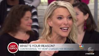Did Megyn Kelly Endorse Fat Shaming?   The View