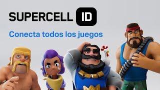 ¡Clash Royale: Conecta todos tus juegos a Supercell ID!