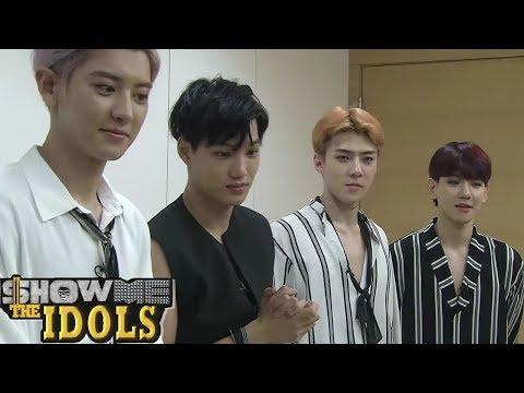 [FULL VER.] EXO Ⅰ★From 'Idol men', Section TV 20170723