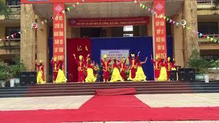 HÙNG THIÊNG ÂU LẠC - Giải Đặc Biệt múa 20/11 - Lớp 12A2 Trường THPT Yên Phong số 2