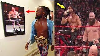 5 Hidden Things You Missed on WWE TV Recentley