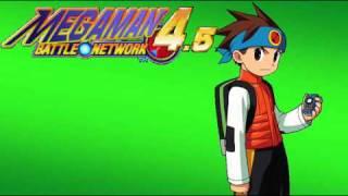 Rockman EXE 4 5 Real Operation - Capcom Game OST