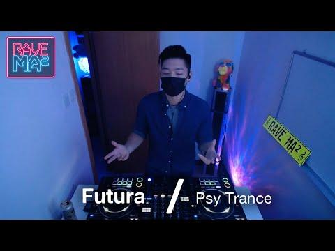Futura (Psy Trance) at MAMA Radio