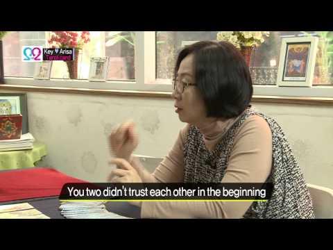 Global We Got Married S2 EP14 Making Film (SHINee Key & Arisa) 140709 (샤이니 키 & 야기 아리사)