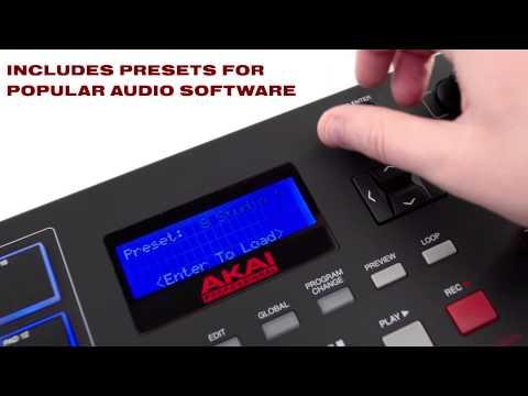 The All-New Akai Professional MPK249 Keyboard & Pad Controller