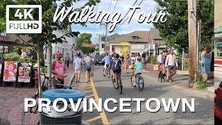 Cape Cod Walking Tour - Provincetown