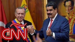 ¿Ayuda Turquía a Maduro a sostenerse en el poder?
