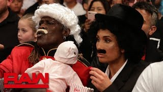 R-Truth and Carmella try out some new disguises: Raw, June 17, 2019