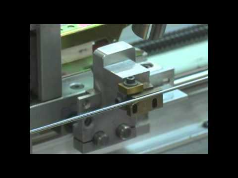Custom Wire Technologies Lathe