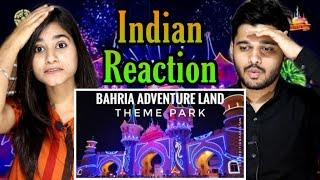 Indian Reaction On Bahria Adventure Land Theme Park - Bahria Town Karachi