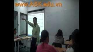 Chuyên viên Nhân sự - Phỏng vấn tuyển dụng - Buổi 1 Phần 1 - Trường Đào tạo Kinh doanh A.S.K