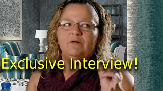 90 Day Fiance Exclusive Interview Baby girl Lisa Hamme hounds  ex girlfriend and cops were called!