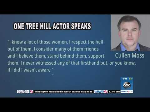 'One Tree Hill' cast and crew accuse showrunner Mark Schwahn of sexual harassment