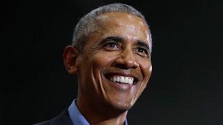 Barack Obama speaks at Houston gala for Baker Institute