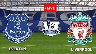 🔴Trực tiếp[Everton vs Liverpool  Premier League 2020-21|Pes17