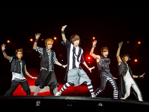 SMTOWN Live World Tour III in Singapore