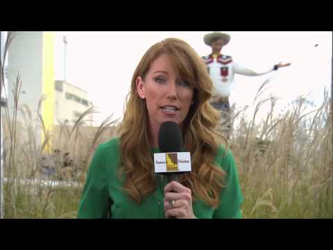 Sportscaster Heather Cox and the Idaho Potato Harvest