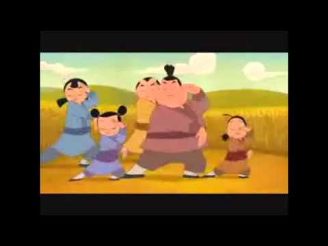 Mulan 2 - Esta es la Lección [Español Latino]