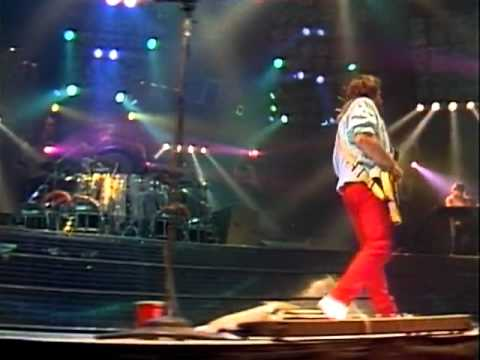 Van Halen - Why Can't This Be Love - Live
