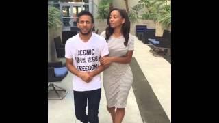 VIDEO: Dok je šetao sa djevojkom ovaj veliki momak je lupio po guzi: Šta bi ste vi uradili