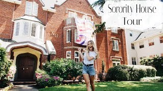 A look inside a Sorority Mansion: Chi Omega @ The University of Oregon