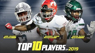 Top 10 Players in High School Football