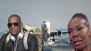 R. Kelly Leaving The Country To Avoid Charges Against Him!