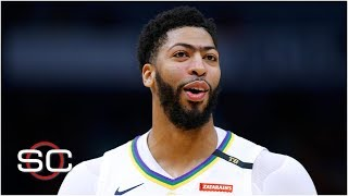 How the Anthony Davis trade affects the Lakers' and Pelicans' rosters | SportsCenter
