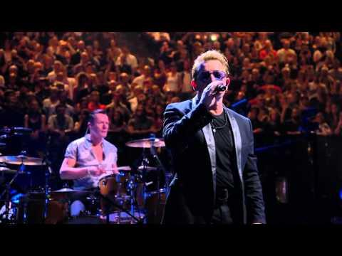 U2 - Mother and Child Reunion/One - Paris 12/6/15 - Pro Shot - HD