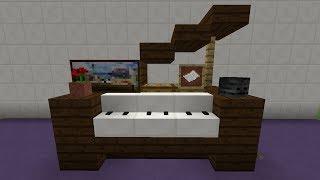 LÀM ĐÀN  PIANO HOẠT ĐỘNG ĐƯỢC TRONG MINECRAFT