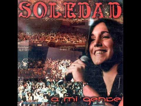 SOLEDAD    A mi gente (1998)