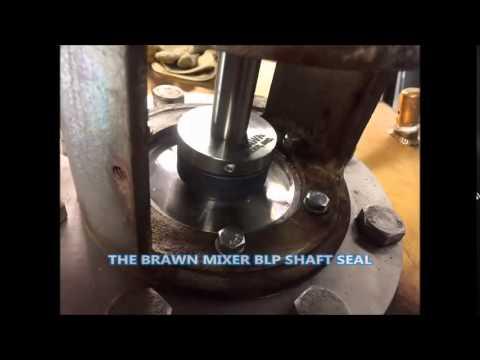 BRAWN MIXER BLP Retrofit