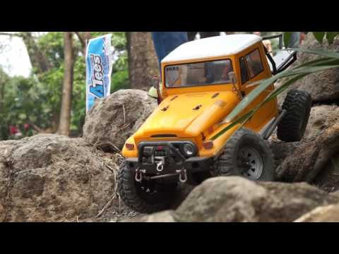 RC Crawlers - ATees Scale Cup In Manila Recap