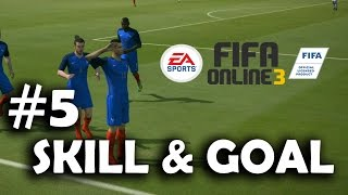 FIFA ONLINE 3   Skill and Goal for Beginners HD PART5